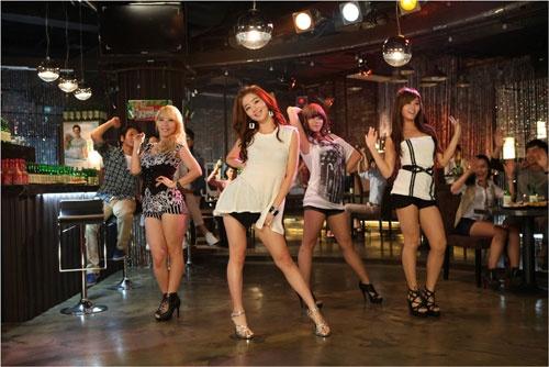 Secret As J's Soju Models