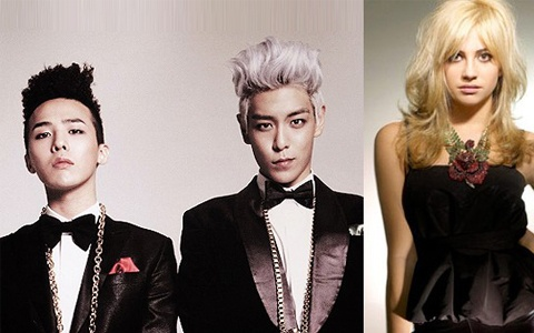 Pixie Lott's Album Featuring G-Dragon & T.O.P Continues to Gain Momentum
