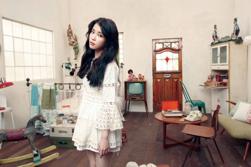 """IU's Japanese Debut: Strong Debut Candidate """"Good Day"""""""