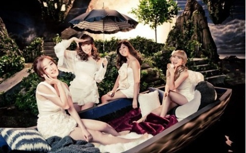 "Secret Releases ""Starlight Moonlight"" MV"