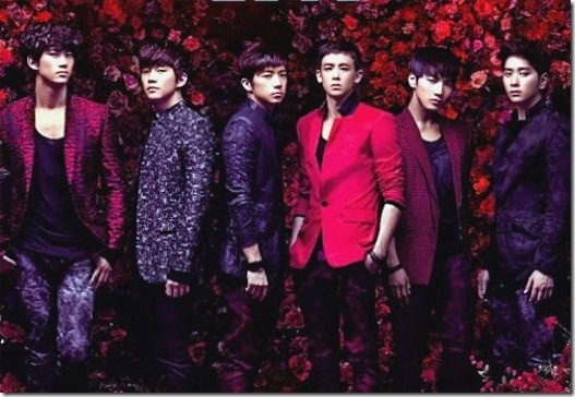 "2PM's Upcoming Single ""Beautiful"" Is Heating Up Pre-Order Charts"