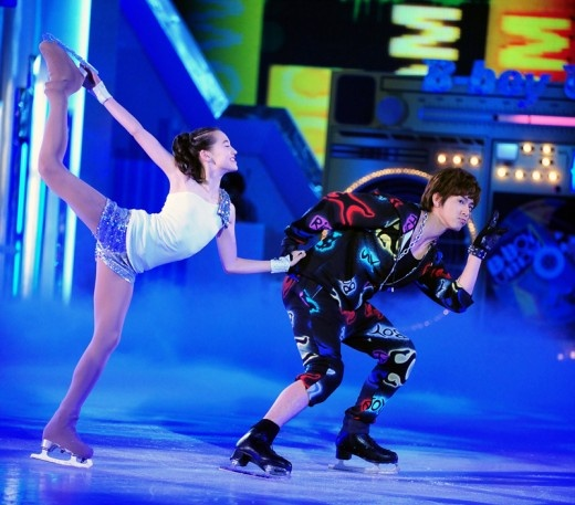 """[Exclusive] DBSK Yunho's Skating Partner Claudia Muller Shares Her Experience from """"Kiss and Cry"""""""