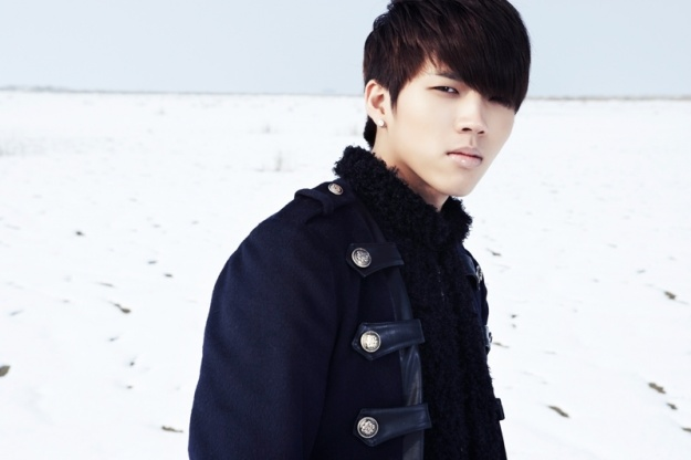 Infinite's Woo Hyun Teaser Picture Revealed