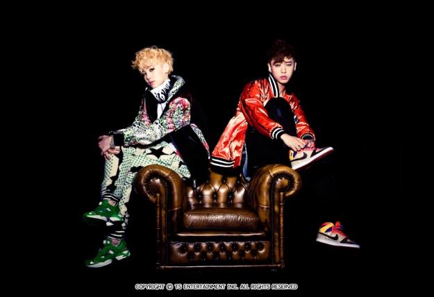 "Bang Yong Guk & Zelo Release Making Film of ""Never Give Up"" MV"