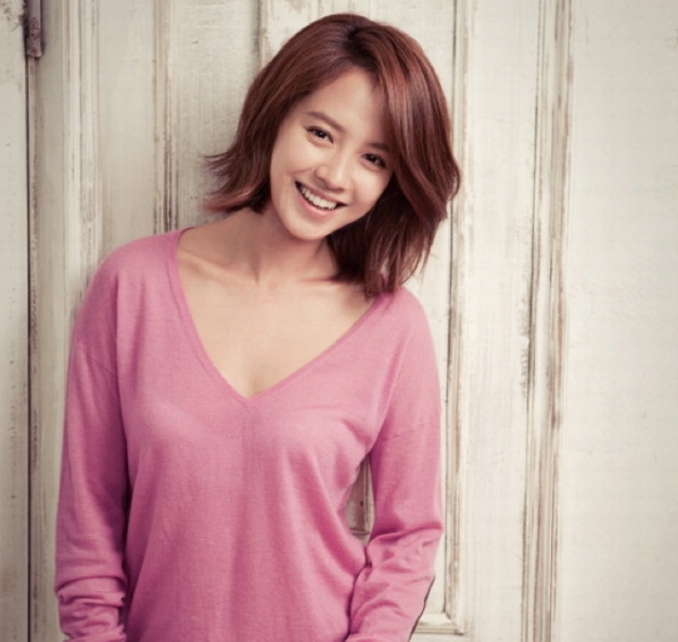 "Song Ji Hyo for ""Yesse"" 2011 Winter Photo Shoot"