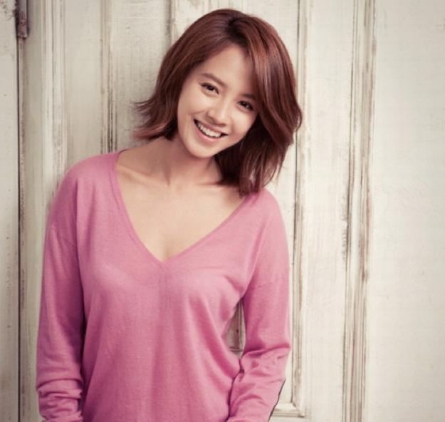 "Song Ji Hyo for ""Yesse"" 2011 Winter Photo Shoot"