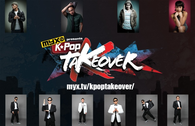 K-Pop Takeover Hosted by MYX TV: Bust a Move!