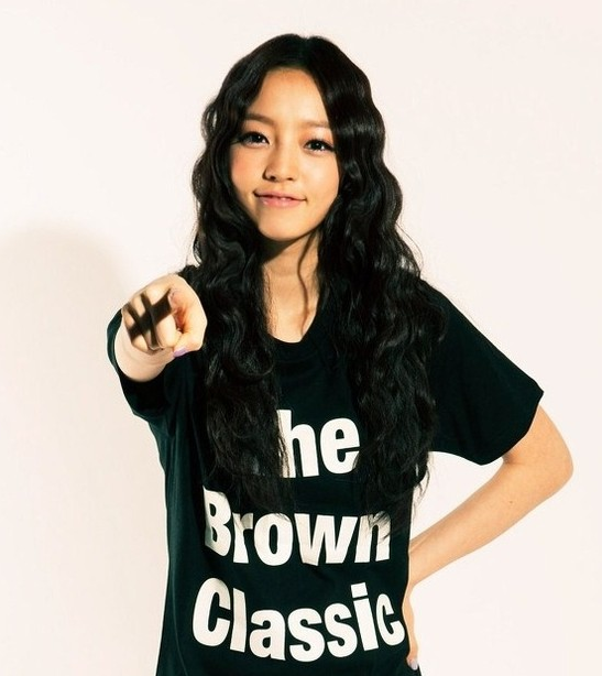 Goo Hara Reveals a Sexy, Yet Angelic Selca Picture
