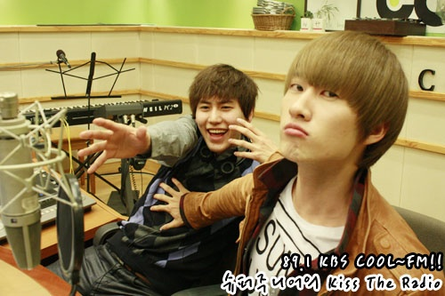 Super Junior's Kyuhyun and Eunhyuk's Naughty Picture Revealed