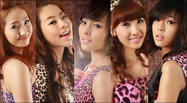 Artist of the Week – Wonder Girls .