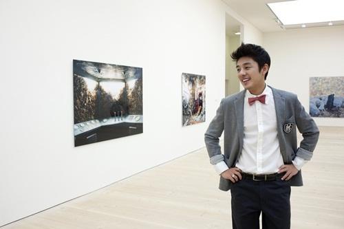 Celeb Style File: Yoo Ah In