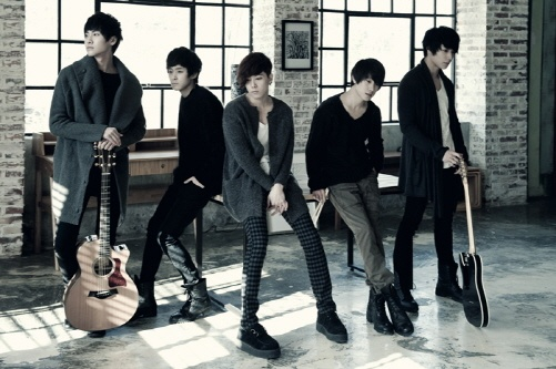 FT Island's Taiwan Concert Tickets Sell Out in 10 Minutes