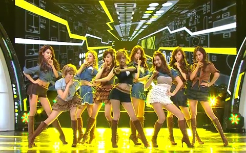 MBC Music Core 10.22.11
