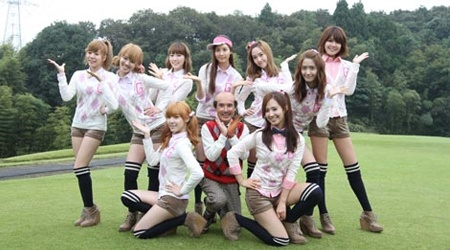 SNSD Makes Cameo Appearance For Japanese Drama