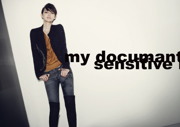 SI Fall 2010 Collection (Shin Min Ah)