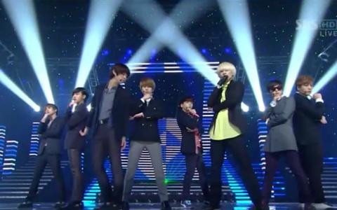 SBS Inkigayo 08.28.11