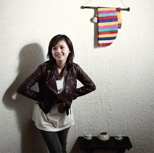 Korea's First Vietnamese Actress Hopes to Continue Success