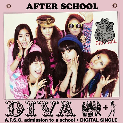 After School's Japanese Album Jacket Photo Accused of Plagiarism
