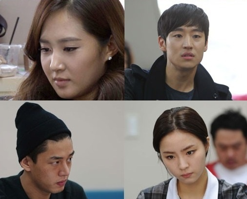 "Yuri, Shin Se Kyung, and Yoo Ah In Hold First Script Reading for ""Fashion King"""