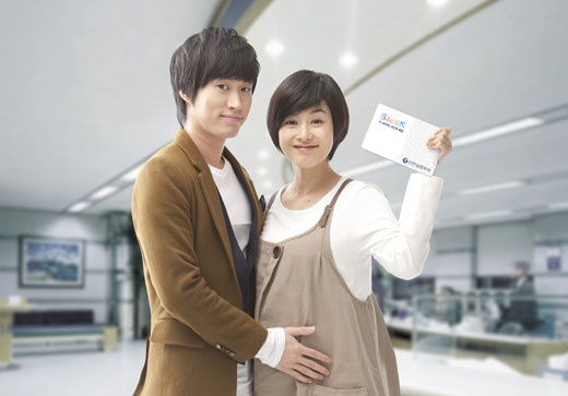 """Star Couples like Tablo & Kang Hye Jung Pose for """"Letters ..."""