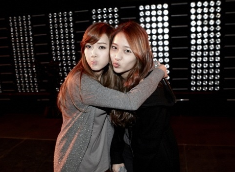 f(x) Krystal and Girls' Generation Jessica Have Telepathic Abilities?