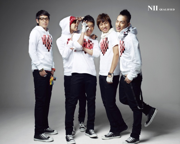 NII Photoshoot (Big Bang)