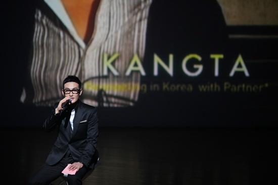 Kangta Holds Fan Meeting After Military Discharge