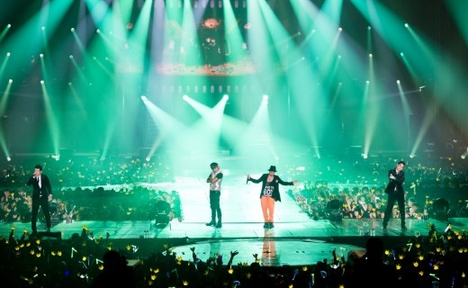 Big Bang to Hold Dome Concert for the First Time