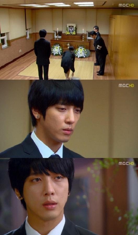 "[Scene Recap] ""Heartstrings"": Jung Yong Hwa Sheds Tears Because…?"