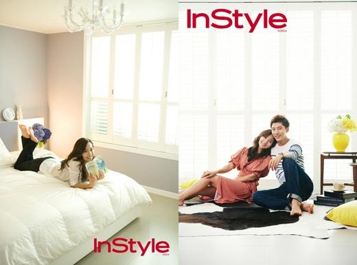 Eugene And Ki Tae Yeong Reveal Their New Home Soompi