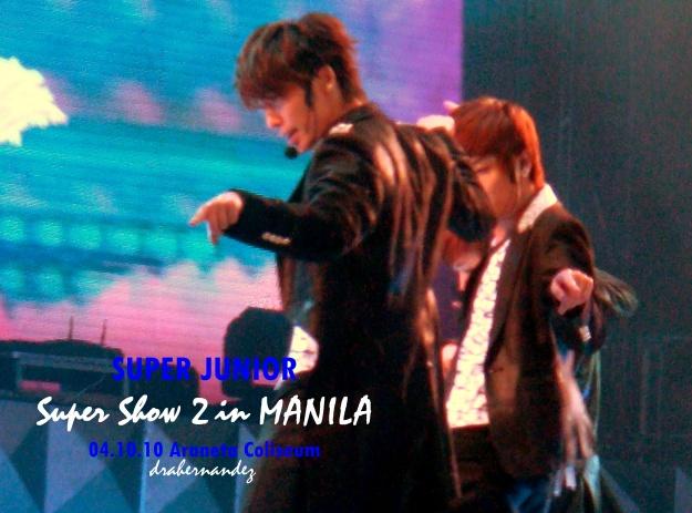 SUPER JUNIOR: Super Show 2 in Manila