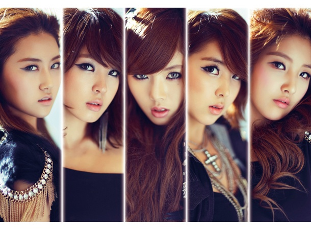 """4Minute Unleashes Music Video for New Japanese Single """"Ready Go"""""""