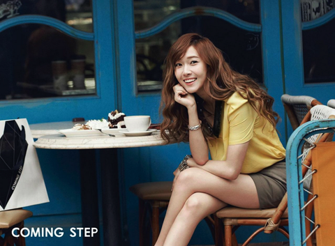 """Girls' Generation's Jessica Expresses Her True Feelings about """"Ice Princess"""" Image"""