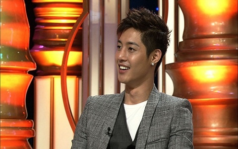 Kim Hyun Joong Jealous of Won Bin and Kang Dong Won's Looks?!