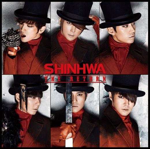 """Shinhwa's """"Venus"""" Achieves """"All-Kill"""""""