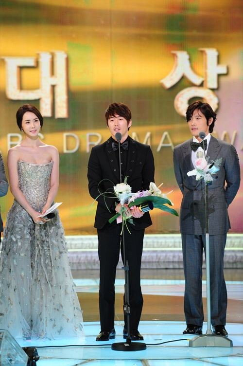 Winners Announced at the KBS Drama Awards