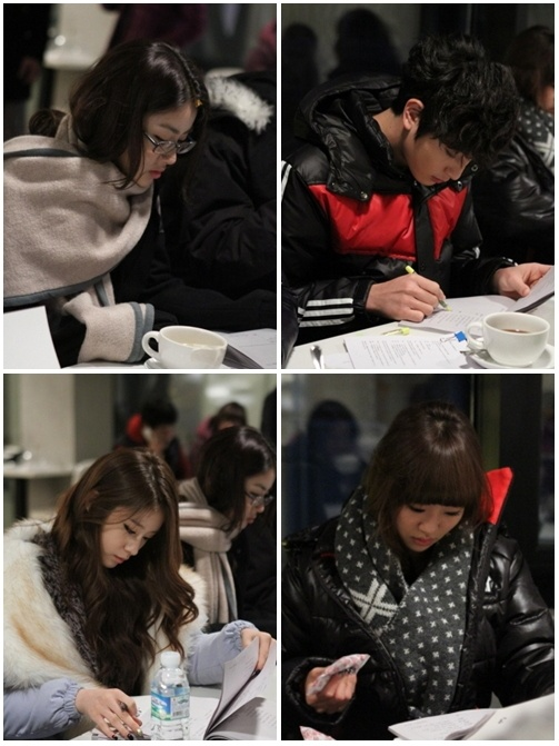 """""""Dream High 2"""" Teases with Stills from the Drama"""