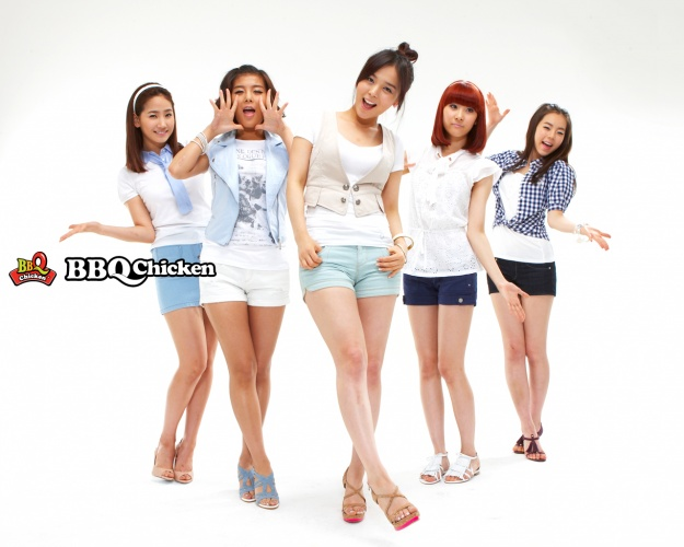 BBQ Chicken CF (Wonder Girls)