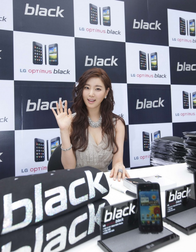 """Kim Sarang Appears at """"Black Fashionista Day!"""" Event"""