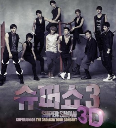 """""""Super Show3 3D"""" to Hit Theaters in Japan Next Month"""