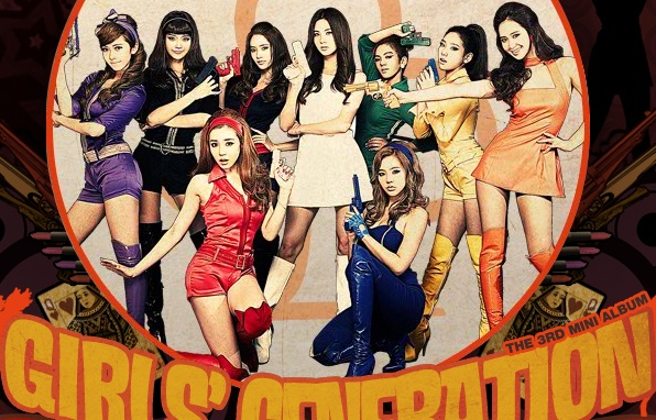SNSD Tops Gallup Poll of Favorite Singers