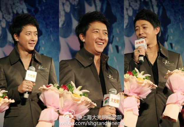 """Hankyung at the Premiere for """"My Kingdom"""""""