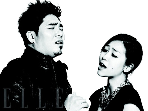 Kim Jo Han and Park Jung Hyun Show Off Their Friendship in Elle Korea