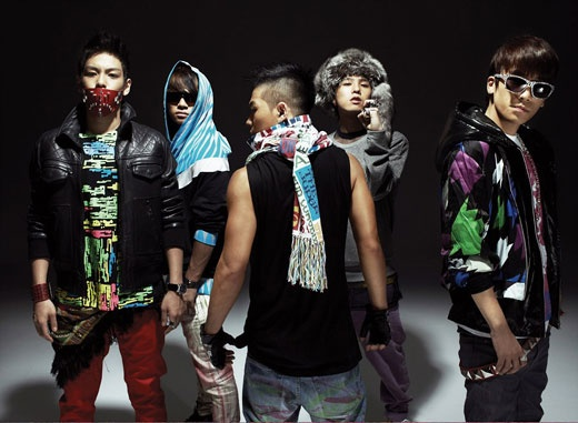 Big Bang Releases Partial Track List for New Album