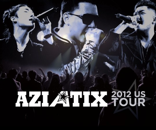 Aziatix Announces 2012 U.S. Tour