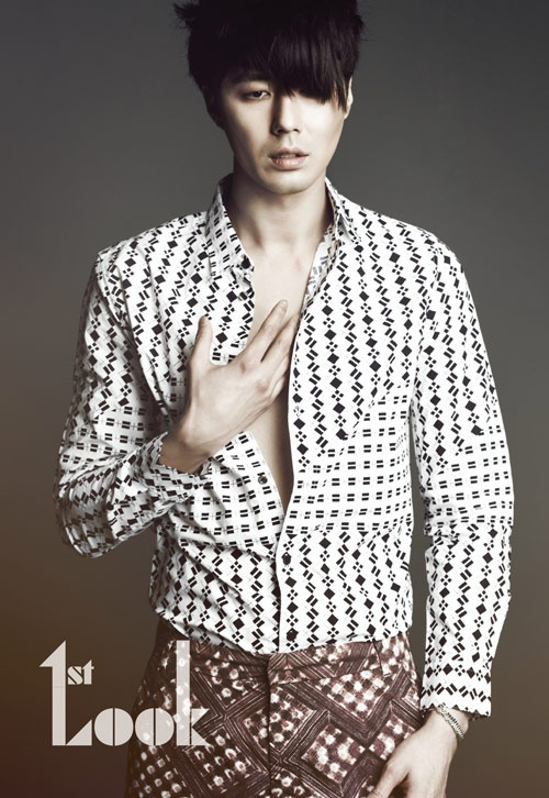 """Jo In Sung Looks Spectacular in the Editorials for the Prestigious Magazine """"1st Look"""""""