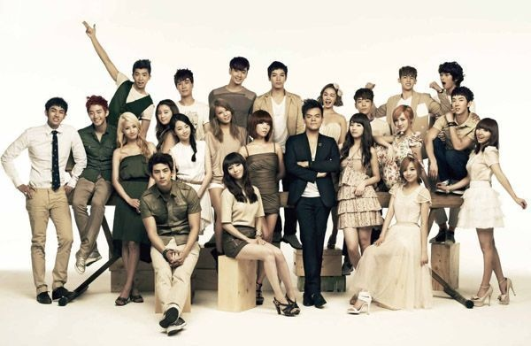 JYP Nation Reveals Snapshots from Their Japan Concerts