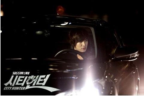 "[UPDATED] ""City Hunter"" Releases Teaser Stills of Wounded Lee Min Ho"