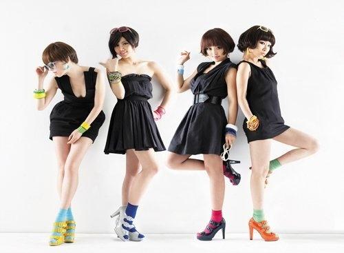 Weekly K-pop Music Chart 2009 – August week 4