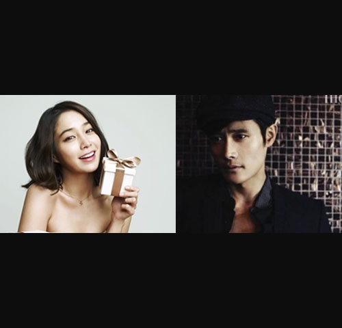 [Update] Lee Byung Hun and Lee Min Jung: New Couple?